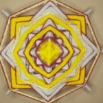 Гармонизация внутреннего состояния через плетение мандалы.