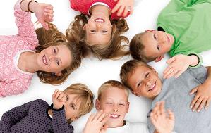 дети и школа картинка