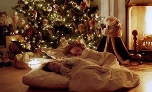 волшебство новогодней ночи картинка